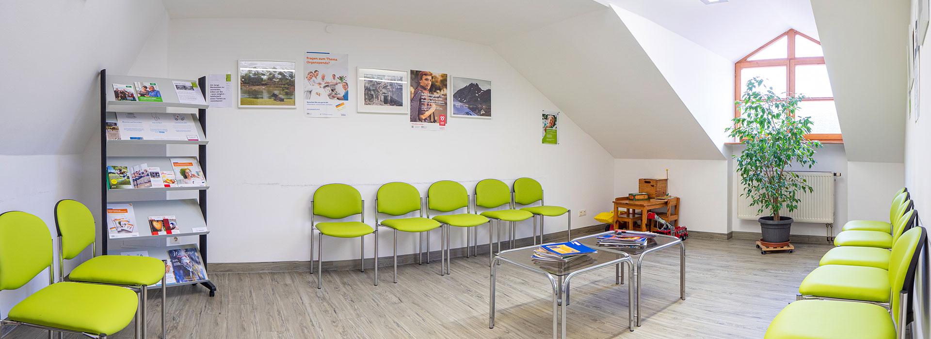 Hausarztpraxis in Kelheim
