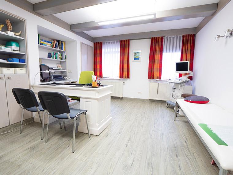 Arztpraxis in Kelheim